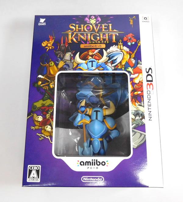 ショベルナイト 3DS パッケージ版