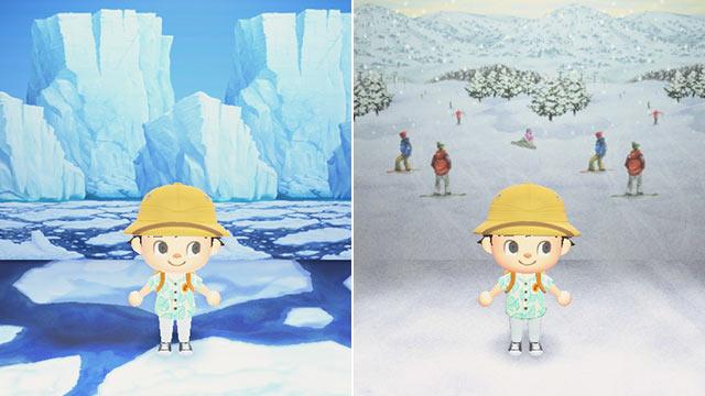 あつ 森 雪 の 結晶