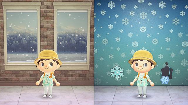 つまれどうぶつの森 雪の結晶シリーズ