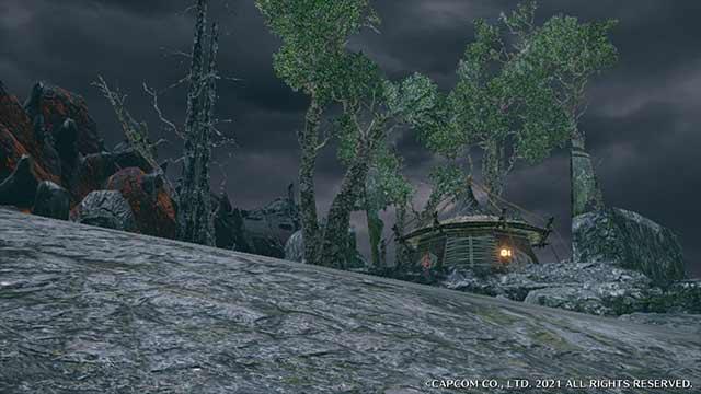 モンハンライズ 溶岩洞 サブキャンプ2 場所