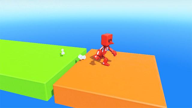 はじめてゲームプログラミング 動く床