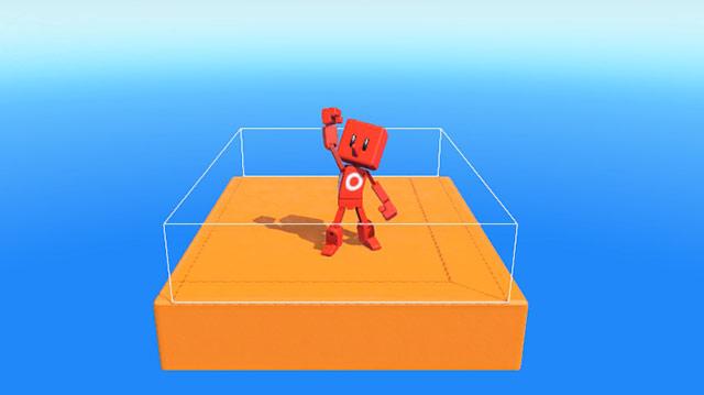はじめてゲームプログラミング 動く床 センサー