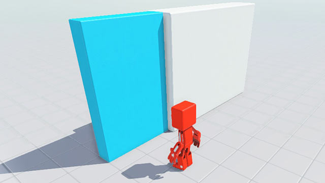 はじめてゲームプログラミング 自動ドア