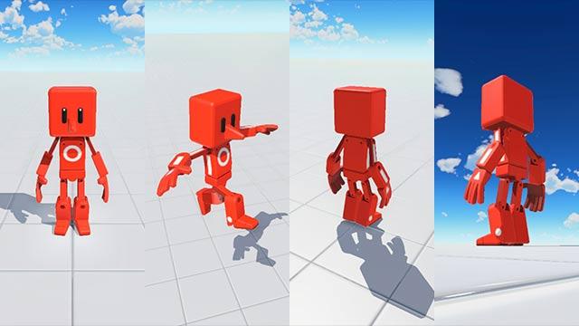 はじめてゲームプログラミング カメラノードン 3Dカメラ